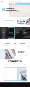 Free Website Templates for Architect